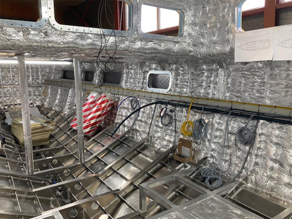 Onderhoud, installatie, reparatie & refit